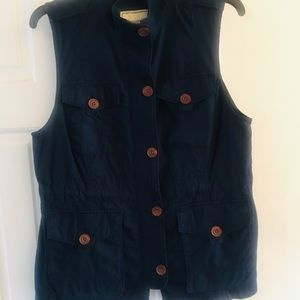 Abercrombie and Fitch Women's Utility Vest